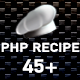 PHP Recipe - PHP Functions Collection (45+)