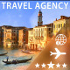 Travel Agency TV Commercial - VideoHive Item for Sale