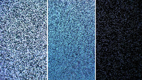 VideoHive Television Noise 10110478