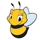 Cartoon Bee - GraphicRiver Item for Sale