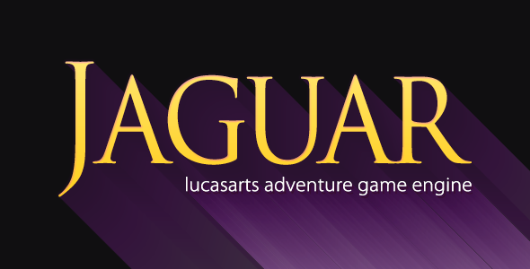 Jaguar - LucasArts Adventure Game Engine - CodeCanyon Item for Sale