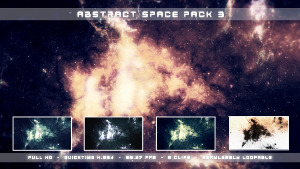 Abstract Space Pack 3