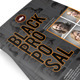 Black Multipurpose InDesign Proposal Templates - GraphicRiver Item for Sale