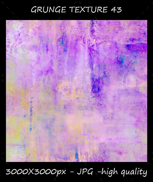 GraphicRiver Grunge Texture 43 10111853