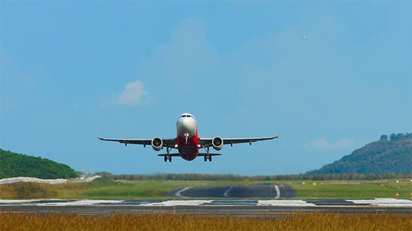 VideoHive Take-off 10112744