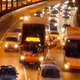 Busy Night Traffic - VideoHive Item for Sale