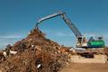 scrap metal junkyard - PhotoDune Item for Sale