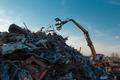 scrap metal recycling center - PhotoDune Item for Sale