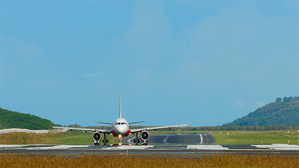 VideoHive Taxiing 10114345
