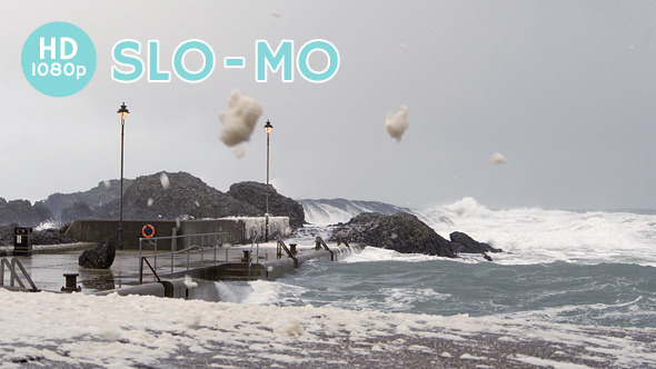 VideoHive Small Harbour and Big Storm 10114436