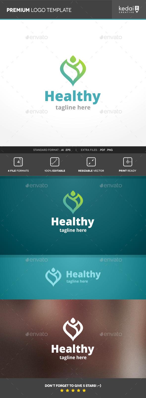 GraphicRiver Healthy 10114546