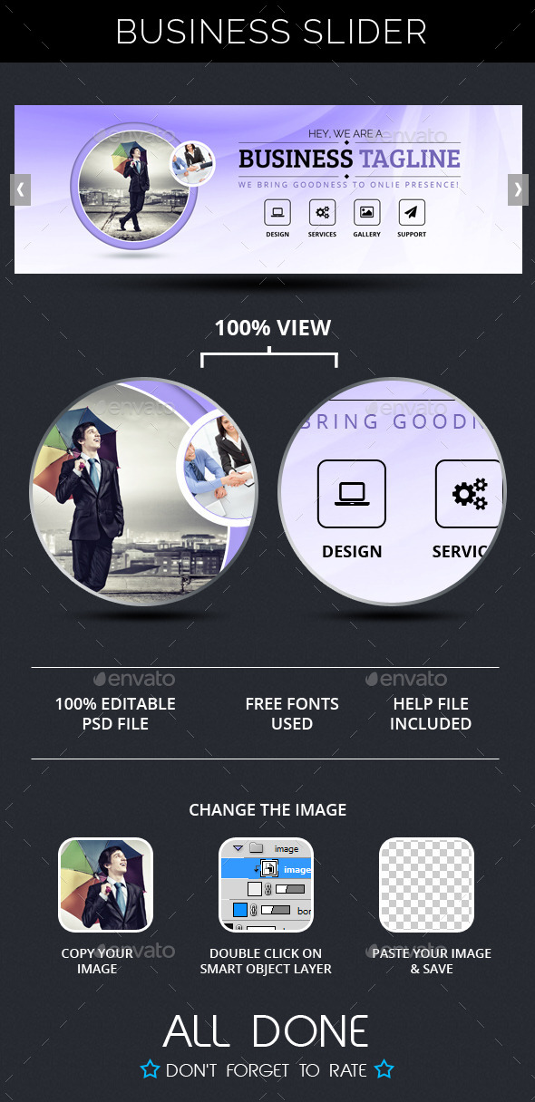 GraphicRiver Business Slide V3 10114624