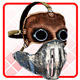 Mask and Helmet - 3DOcean Item for Sale