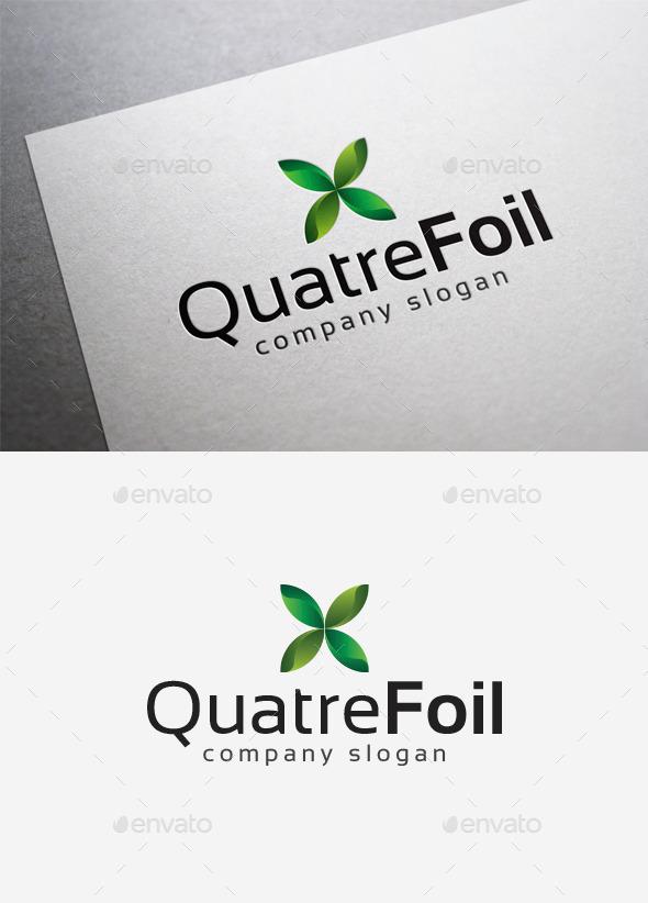 GraphicRiver Quatrefoil Logo 10115347