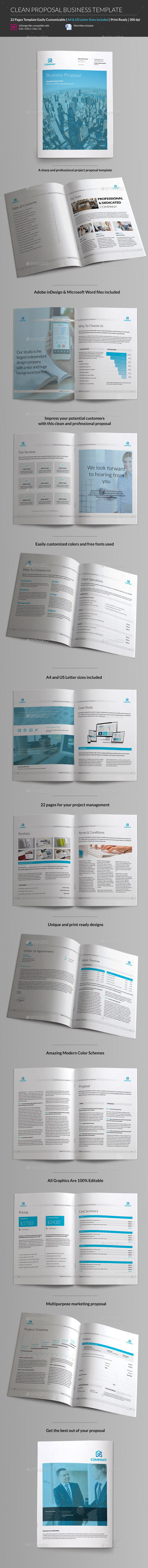 Company Proposal Business Template