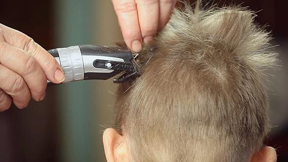 VideoHive Boy Hair Cut 02 10115524