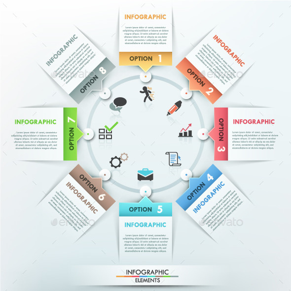 GraphicRiver Modern Infographic Options Template 10115605