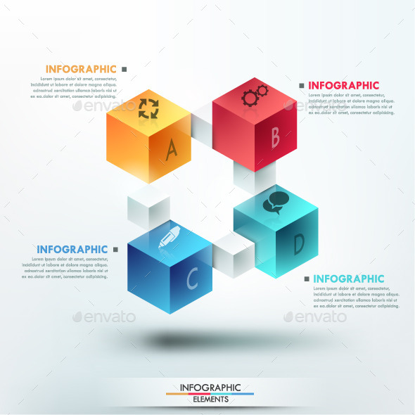 GraphicRiver Modern Infographic Options Template 10116260