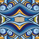 Abstract Ornamental Borders - GraphicRiver Item for Sale