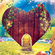Valentine's Fantasy Flyer - GraphicRiver Item for Sale