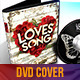 Valentines DVD Cover - Templates - GraphicRiver Item for Sale