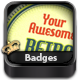 Retro Vintage Badges - Part 2