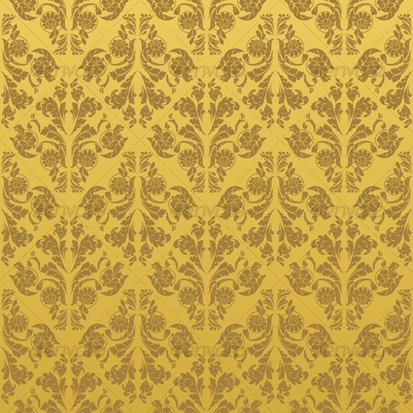 Seamless wallpaper - Backgrounds Decorative