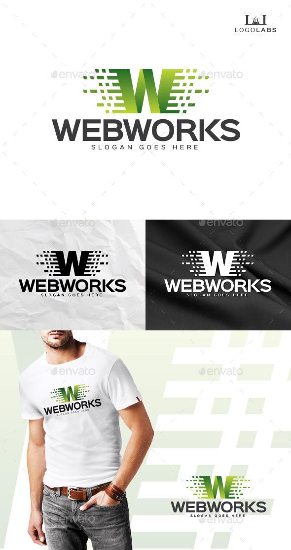 GraphicRiver W Logo 10117882