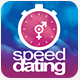 Speed Dating Love Flyer Template - GraphicRiver Item for Sale