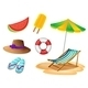 Summer Items - GraphicRiver Item for Sale