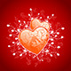 Valentines Day Greeting Card - GraphicRiver Item for Sale