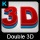 Double 3D Action - GraphicRiver Item for Sale
