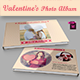 Valentine's Photo Album - GraphicRiver Item for Sale