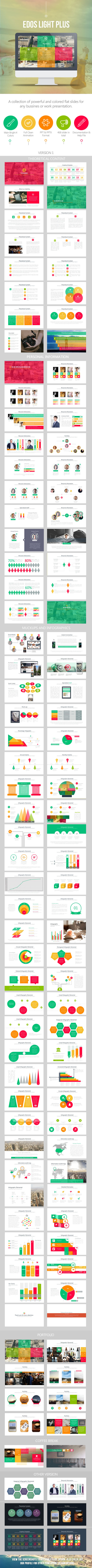 GraphicRiver Edos Light Plus 10118578