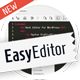 Easy Editor for WordPress with Emmet
