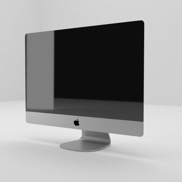 iMac27 - 3DOcean Item for Sale