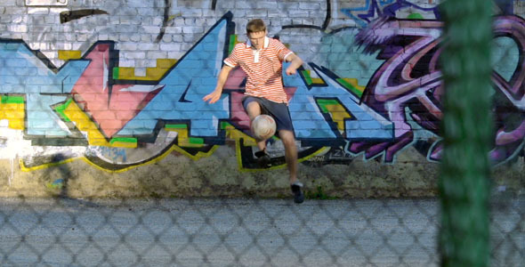 VideoHive Heading the Ball 10119327