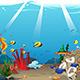 Marine Life - GraphicRiver Item for Sale
