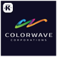 Color Wave Logo - GraphicRiver Item for Sale
