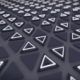Triangle Abstract Backgrounds 5 View - GraphicRiver Item for Sale
