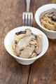 Italian spaghetti pasta and mushrooms - PhotoDune Item for Sale