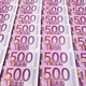 five hundred euro banknotes - PhotoDune Item for Sale