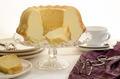 vanilla gugelhupf on a glass cake stand - PhotoDune Item for Sale
