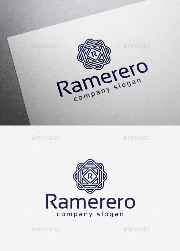 GraphicRiver Ramerero Logo 10122086