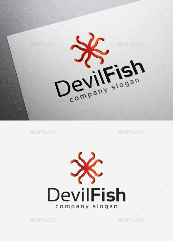Devilfish Logo