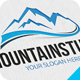 Mountain Studio Logo - GraphicRiver Item for Sale