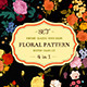 Set of Vintage Classic Floral Patterns - GraphicRiver Item for Sale
