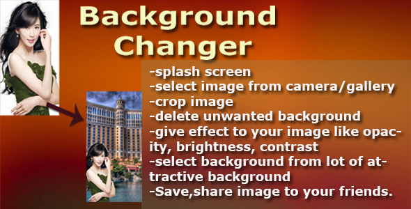 CodeCanyon Photo Background Changer 10087676
