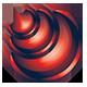 Bone Meteorite Logo - GraphicRiver Item for Sale