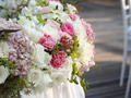 Wedding bouquet in wedding day vintage color tone - PhotoDune Item for Sale